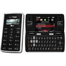 LG EnV2 VX9100 - Maroon (Verizon) Cellular Phone