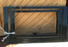 Horse Stall Swing Out Feed Doors ( 5 total)