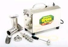 Miracle Pro Green Machine Wheatgrass Juicer ++ 220 VOLT +++~ MJ575 MJ 575 BL-34