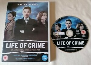 DVD-BOX-SET-ITV-Life-Of-Crime-DVD-Hayley-Atwell-Richard-Coyle-Julian-Lewis-PAL