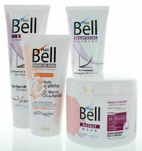 Hairbell-Shampoo-Balsamo-Maschera-Haircream-Intensivo-Come-Hairjazz-Capelli