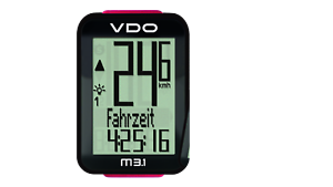 VDO bicicleta equipo m3.1 WL bicicleta velocímetro velocímetro bike    un precio imbatible