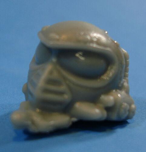 """MH235 Custom Cast male head for use with 3.75/"""" GI Joe Marvel Star Wars figures"""