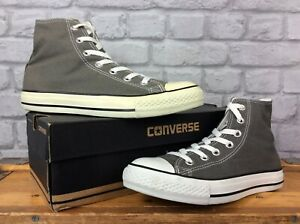 CONVERSE-ALL-STAR-UNISEX-CHUCK-TAYLOR-GREY-TRAINERS-VARIOUS-SIZES-MENS-LADIES