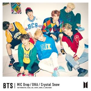 BTS-BANGTAN-BOYS-MIC-DROP-DNA-CRYSTAL-TYPE-C-JAPAN-CD-BOOK-Ltd-Ed-D33