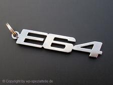BMW E64 Schlüsselanhänger 630i 645Ci 650i M6 Alpina B6 B6S Cabrio Coupe 335d