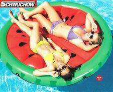 Intex Schwimminsel Watermelon Island Wassermelone Luftmatratze Lounge XXL Pool