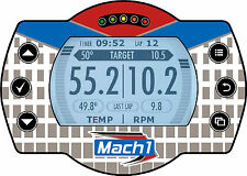 MACH 1 STYLE GEL STICKER FOR UNIPRO UniGo - KARTING