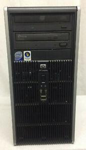 HP Compaq dc5800 MT Intel Duo E4600 @2.40GHz 4GB RAM 500GB HDD DVD
