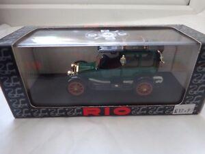 RIO-1-43-REF-14-FIAT-1910-20-MOD-2-DIECAST-MODEL-CAR-IN-BOX