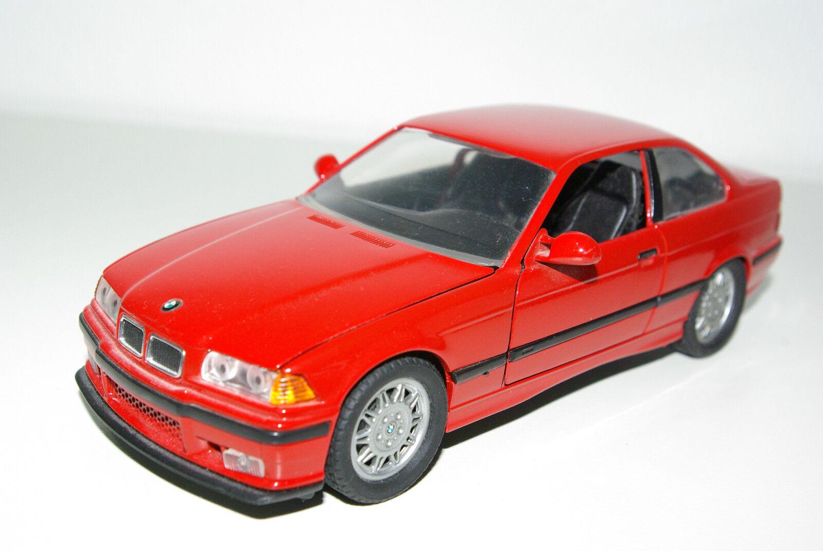 Gama 2105 BMW 3er 3 Series m3 rosso MINT RARE RARO
