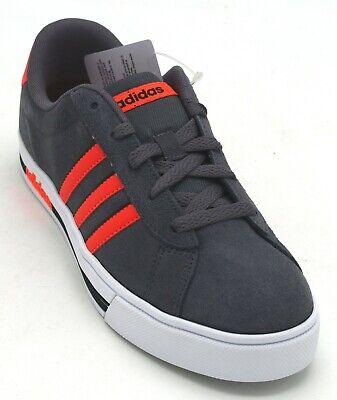 Team K Gray/Orange Suede Sneaker 6 M | eBay
