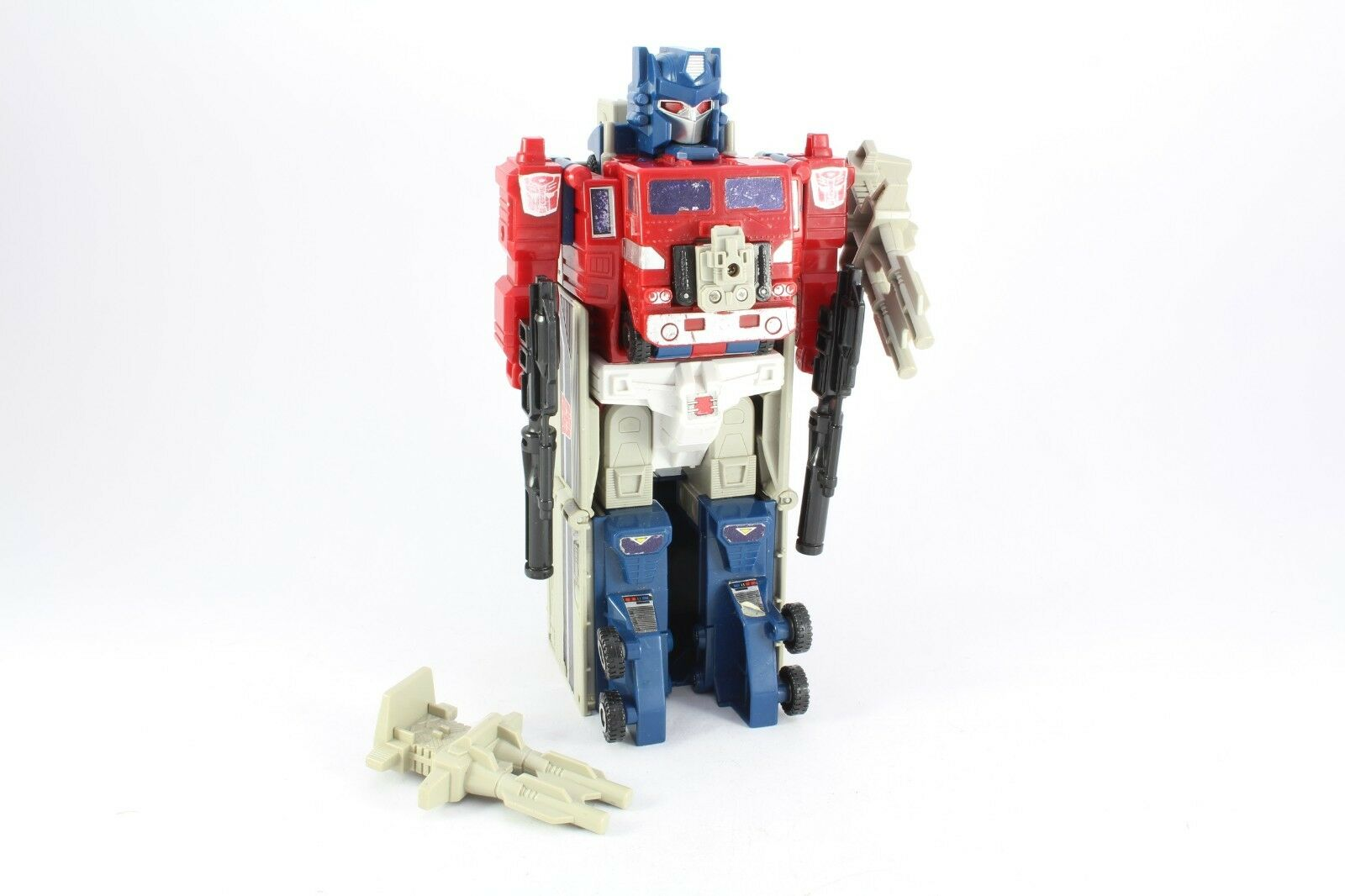 Transformers G1 Powermaster Optimus Prime Complete Small Break