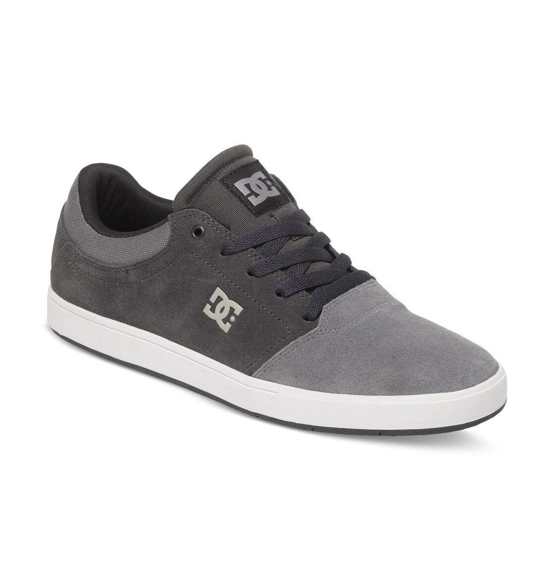 Dc crisi carbone skateboard scarpe 100029 uomini