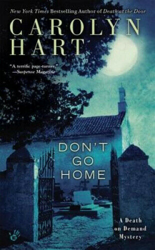 Don't Go Home (Death on Demand Mysteries (Paperback)) by Hart, Carolyn.