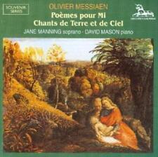 Unknown Artist Messiaen: Poemes Pour Mi  Chants De Ter CD