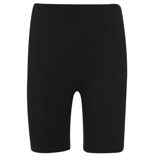 Crafted Kids Girls Cycling Shorts Junior Leggings Pants Trousers Bottoms