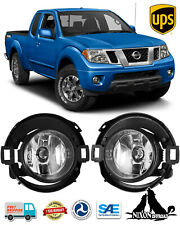 For 2010 2019 Nissan Frontier Fog Lights Driving Bumper Lamps Wiring Switch Kits Fits 2011 Nissan Frontier
