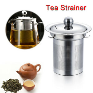 Infuser-Coffee-Mesh-Fine-Lid-Stainless-Steel-Filters-Tea-Strainer