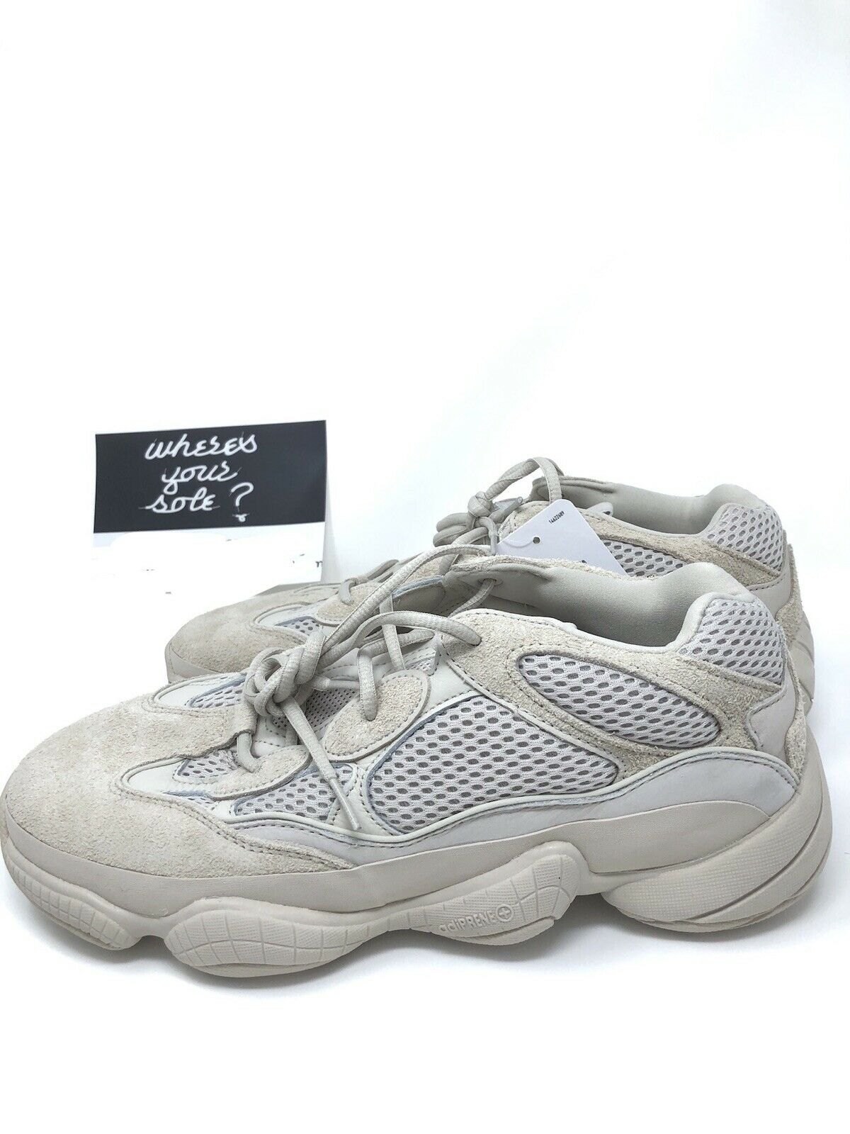 9cabf6509 Adidas Yeezy bluesh Desert Rat Size 11 Kanye West New DB2908 500 DS ...