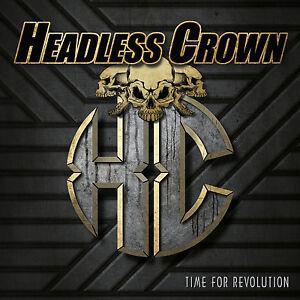 HEADLESS-CROWN-Time-For-Revolution-CD-200925