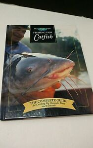 The-Freshwater-Angler-Fishing-For-Catfish-Hardcover-1998-Vintage-Book
