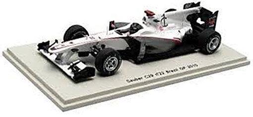 Spark S3013 Sauber C29 les   22 22 22 GP Brésil 2010 Race Version-N HEIDFELD, échelle 1 43, e5dccb