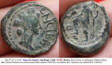 Año - 27 a.C. a 14 d.C. Carteia. Época de Augusto. San Roque. Cádiz. SEMIS.