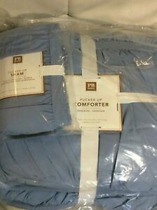 Pottery Barn Teen One 1 Twin Pucker Up Comforter Amp St
