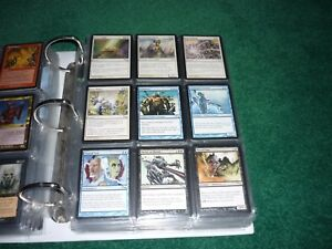 Mtg Mirrodin Almost Complete Set Magic The Gathering 302 Of The 306 Cards Fezfjgyv-07221821-388263166