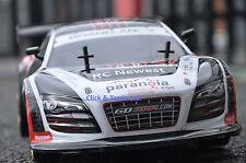 Audi R8 Style 4WD Drift Radio Remote Control Car RC Drift Car 1:10 Scale