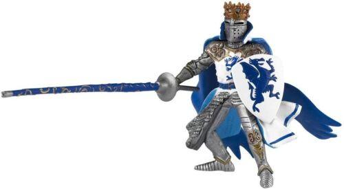 Papo Dragon King Blue Knight 39387