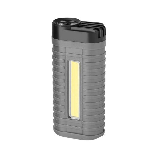 Portable Pocket Mini COB Work Light LED Flashlight Torch Outdoor