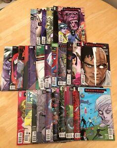 DC VERTIGO Izombie 1 - 28 Graphic Novels Comics Complete Set Superb Condition