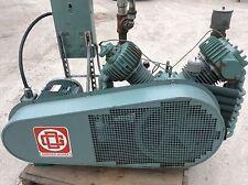 20 Hp Gardner Denver Air Compressor Avqlb High Pressure 250 Psi Abpsda8 Low Hrs