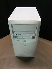 Vintage Gateway 400c Desktop PC Tower Classic Computer