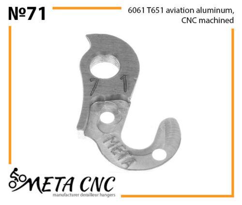 analogue PILO D359 Derailleur hanger № 71 META CNC