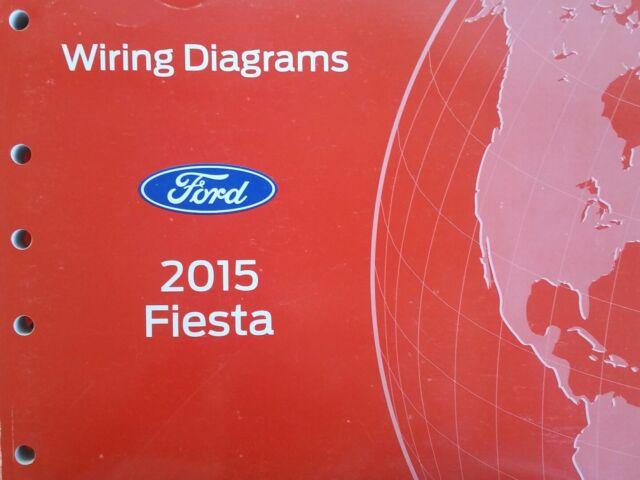 2015 Ford Fiesta Wiring Diagrams