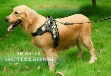Military MOLLE Dog Harness Police K9 Tactical German Shepherd Vest M L XL