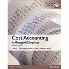 Cost Accounting, Global Edition by Charles T. Horngren, Madhav Rajan, Srikant M. Datar (Paperback, 2014)