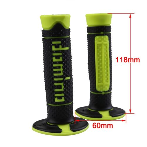 7//8/'/' Throttle Hand Grips For 22mm Handle bar Motorcycle Scooter Dirt Bike