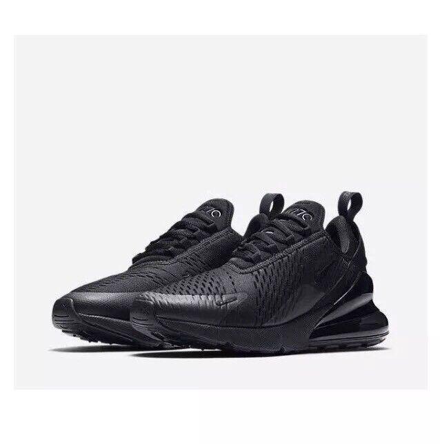 Nike Air Max 270 Triple Black AH8050-005 w/Receipt