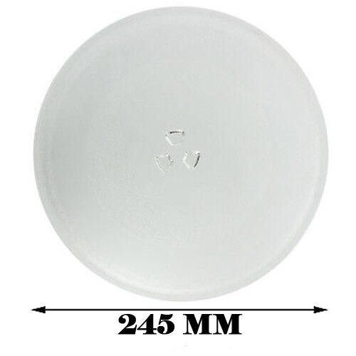DAEWOO Piatto Girevole Microonde in Vetro di ricambio 3 Pip//Capocorda piatto 245mm KOR6 Series