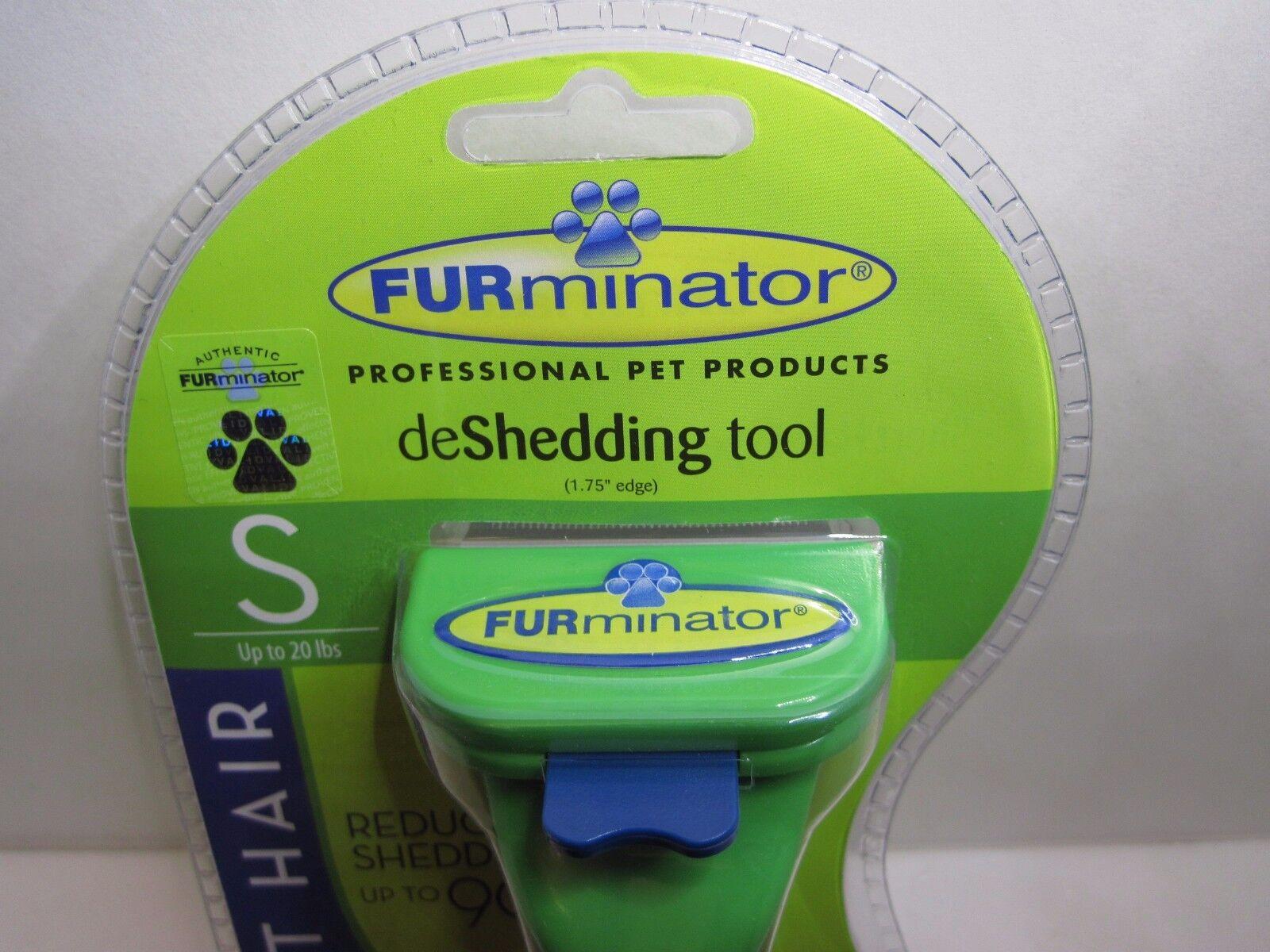 FURminator deShedding Tool for small dog