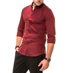 Antony-Morato-Herren-Langarmhemd-Businesshemd-Herrenhemd-Business-Hemd
