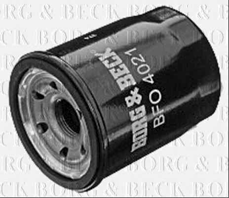 Borg /& Beck FILTRO OLIO per HONDA CIVIC HATCHBACK 1.8 104KW
