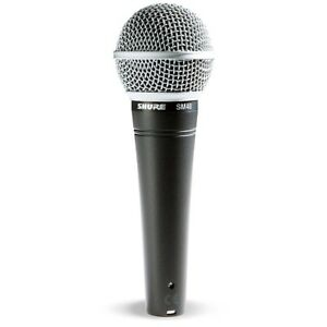 Shure-SM48-Cardioid-Dynamic-Vocal-Microphone