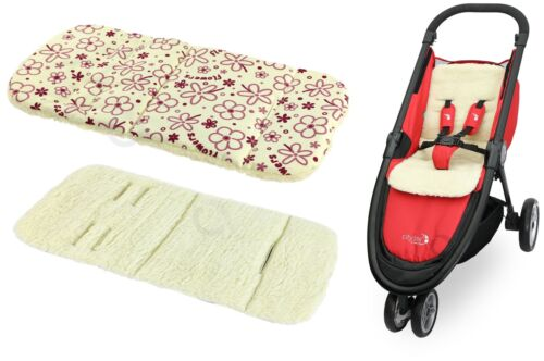 Pram Stroller LINER INSERT Natural WOOL soft washable universal TOP QUALITY p043