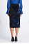 M/&S COLLECTION  Embellished Sequin Pencil Midi Skirt PRP £45
