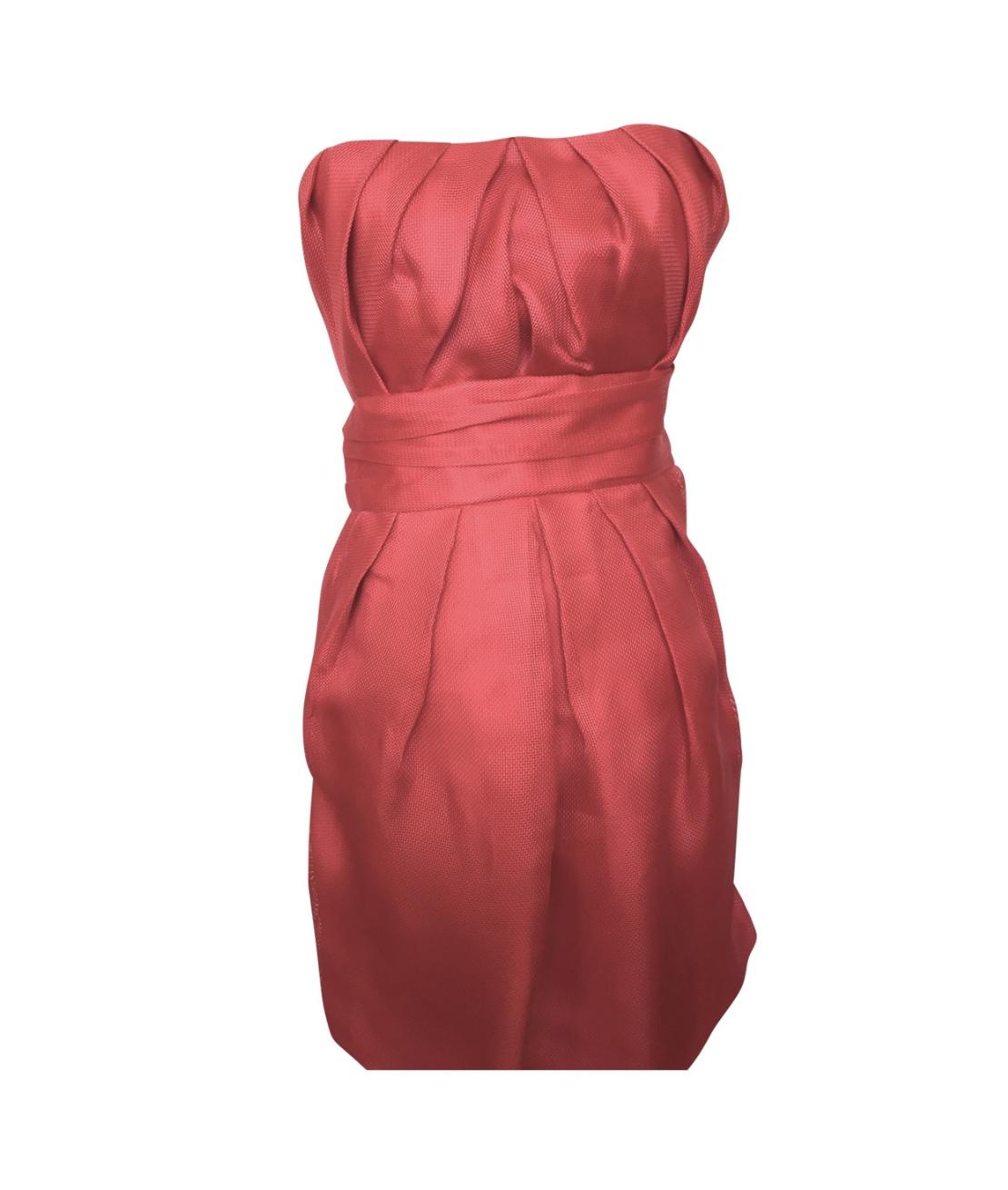 JAY AHR  Corsé Rojo Mini Dres  calidad de primera clase